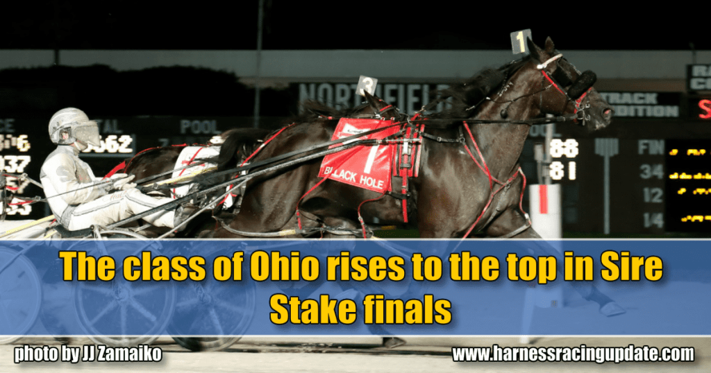 The class of Ohio rises to the top in Sire Stake finals