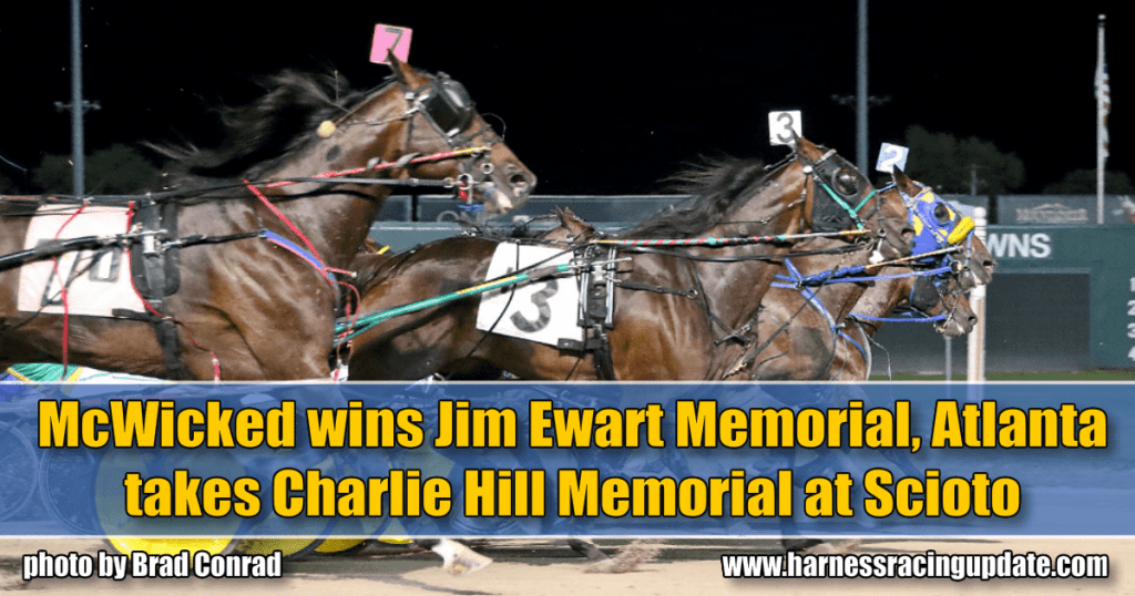 McWicked wins Jim Ewart Memorial, Atlanta takes Charlie Hill Memorial at Scioto