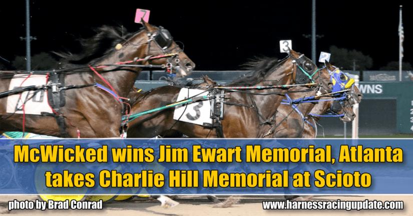 McWicked wins Jim Ewart Memorial, Atlanta takes Charlie Hill Memorial at Scioto