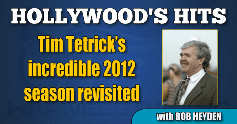Tim Tetrick's incredible 2012 season revisited