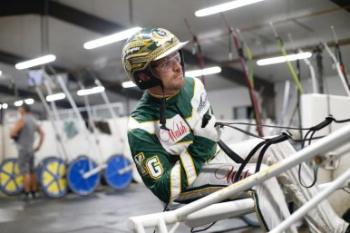 Dave Landry | Yannick Gingras said the objection he filed was the result of unusual circumstances.