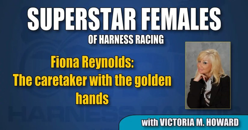 Fiona Reynolds — The caretaker with the golden hands
