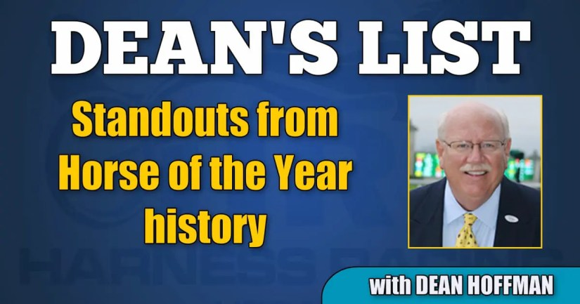 Standouts from Horse of the Year history
