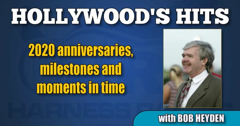 2020 anniversaries, milestones and moments in time