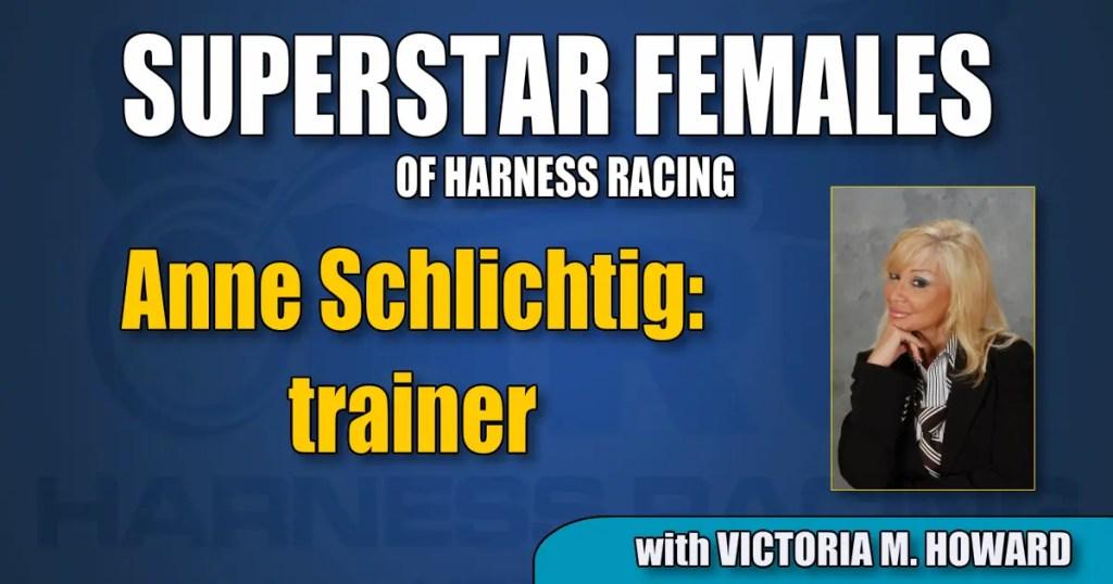 Anne Schlichtig — trainer