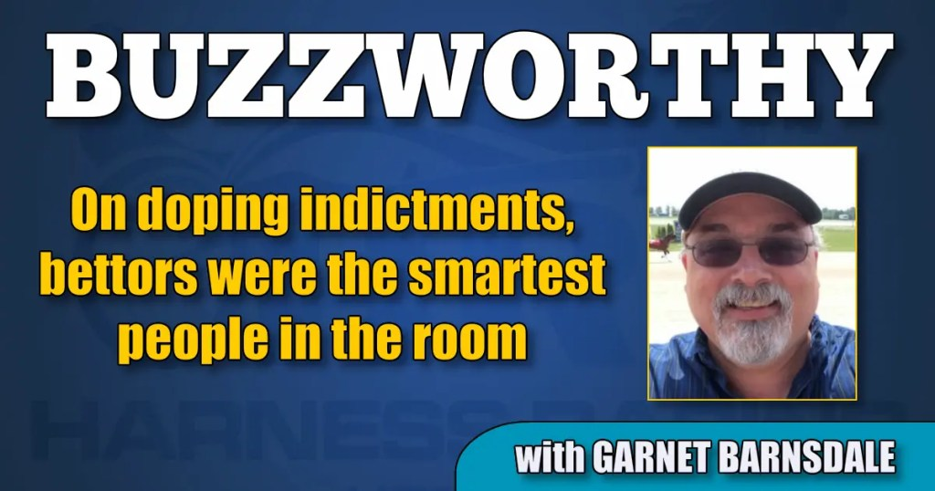 On doping indictments, bettors were the smartest people in the room