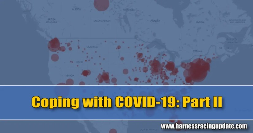 Coping with COVID-19, part 2