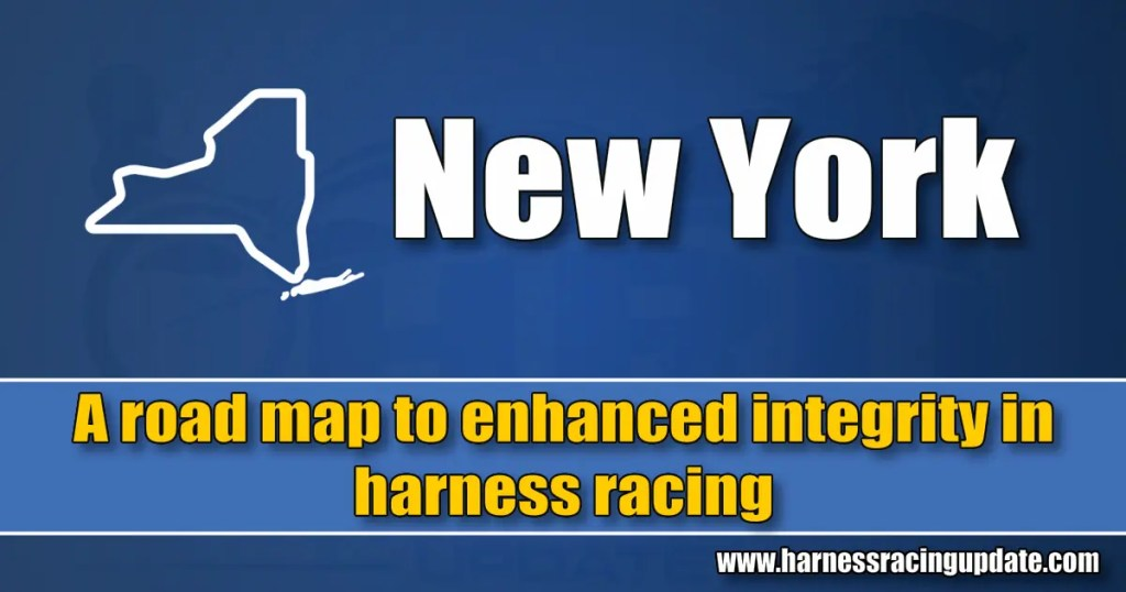 A road map to enhanced integrity in harness racing