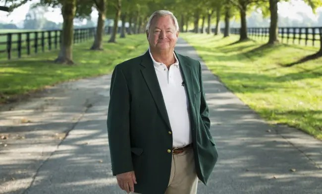 Dave Landry   Winbak owner Joe Thomson announced this week his farm was launching The Ontario Select Yearling Sale.
