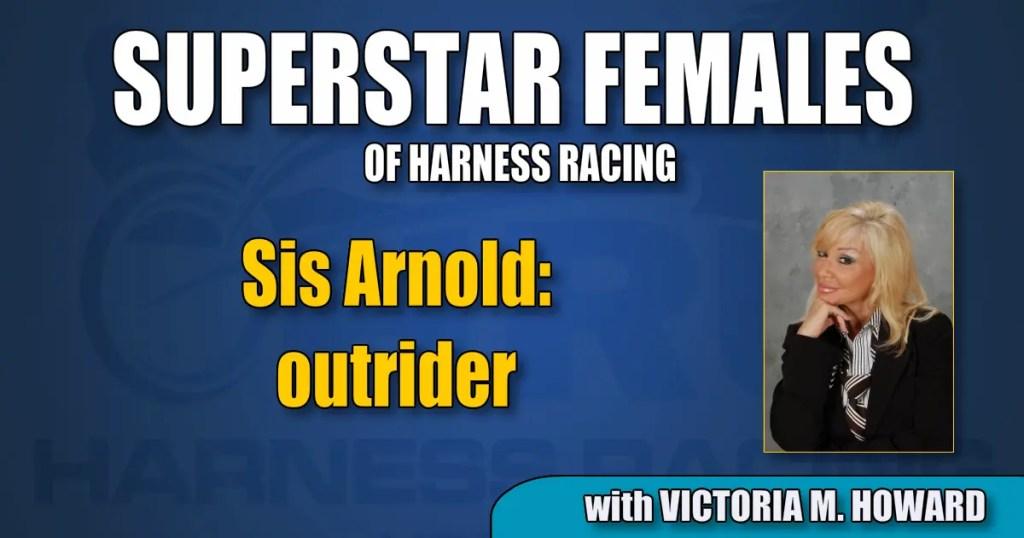 Sis Arnold — outrider
