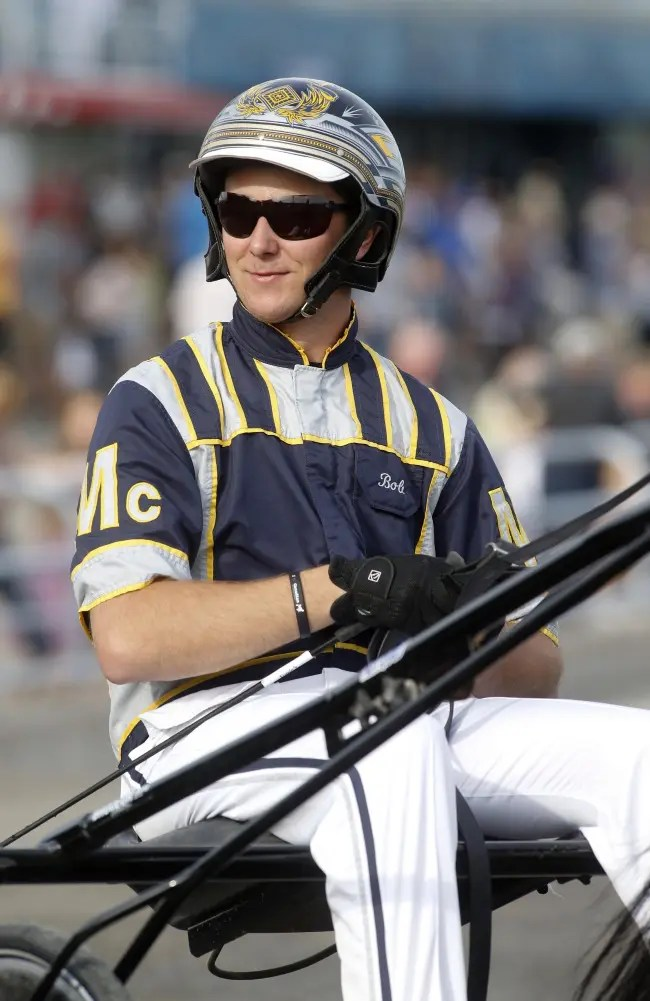 Dave Landry | Bob McClure opted to stick with Tattoo Hanover in Saturday's Pepsi North America Cup final over elimination winner Captain Kirk.