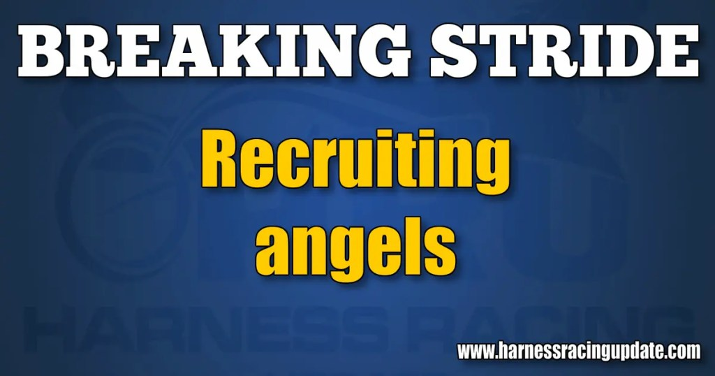 Recruiting angels