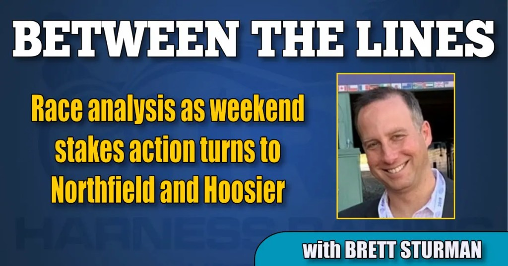 Race analysis as weekend stakes action turns to Northfield and Hoosier