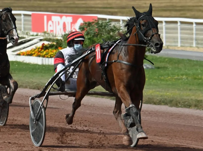 Gerard Forni | Cleangame (JM Bazire) winning the $129,000 Prix Jean-Luc Lagardere at Enghien on Wednesday (Aug. 12) in Paris.
