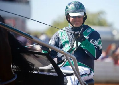 Dave Landry | Tony Alagna said the faith of Brittany's George Segal and Myron Bell has elevated the Alagna Stable to new heights.