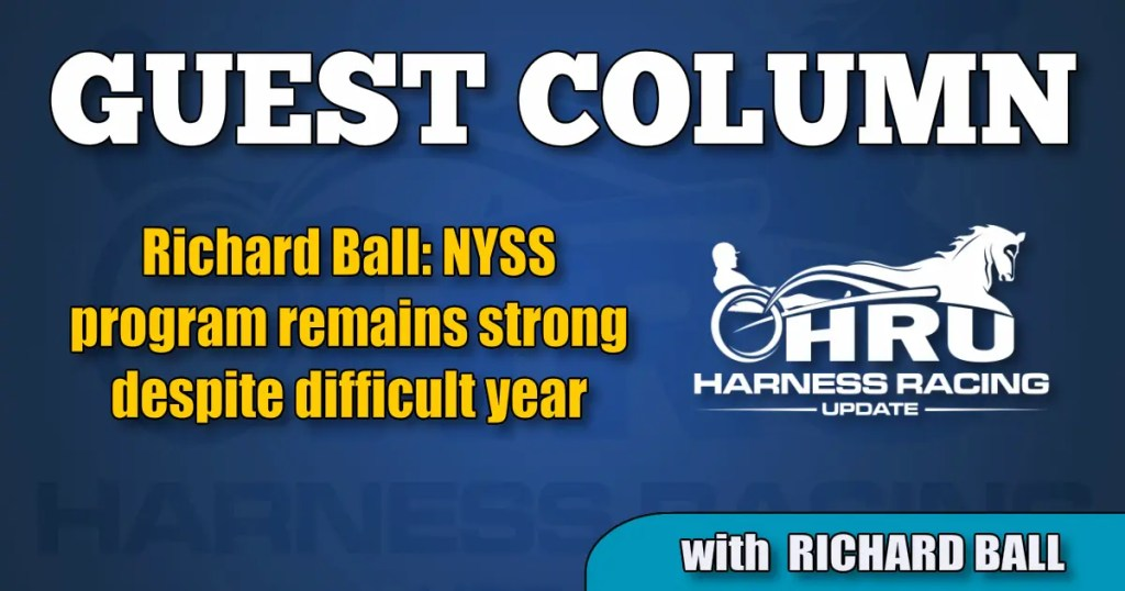 Richard Ball: NYSS program remains strong despite difficult year