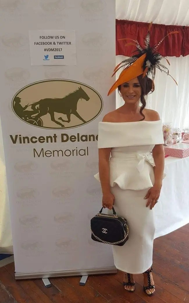Courtesy Lillian Delaney | Lillian Delaney said she handles all the 'glam' things for the Vincent Delaney Memorial.