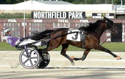 JJ Zamaiko | Virgil Morgan, Jr. pupil Action Uncle (Brett Miller) was installed as the even money favorite in the $300,000 Ohio Sires Stakes Championship for 3-year-old colt trotters that goes tonight at Scioto Downs.