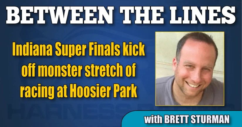 Indiana Super Finals kick off monster stretch of racing at Hoosier Park