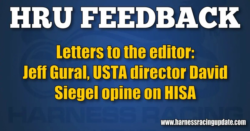 Jeff Gural, USTA director David Siegel opine on HISA