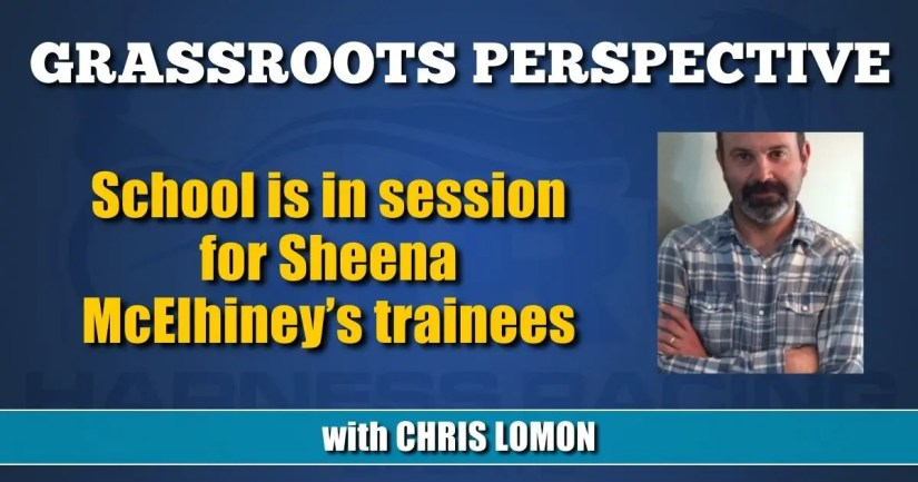 School is in session for Sheena McElhiney's trainees