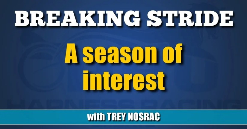 A season of interest