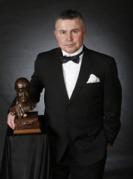 True Nature Communications   Richard Moreau won his 8th consecutive Trainer of the Year award.