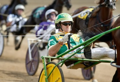 Dave Landry | Tetrick said even on mile tracks there appears to be a greater front-end bias than ever in harness racing.