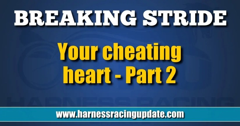 Your cheating heart - Part 2