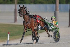 Dean Gillette | Tetrick is currently the leading driver in North America by earnings.