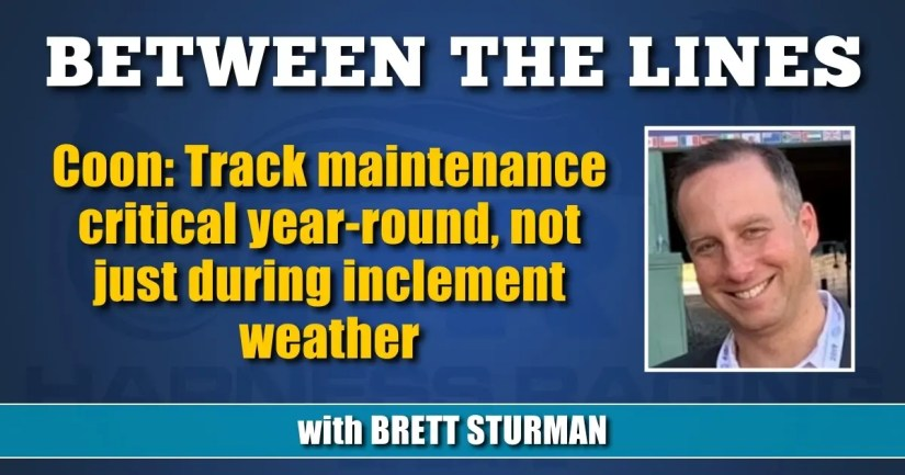 Coon: Track maintenance critical year-round, not just during inclement weather