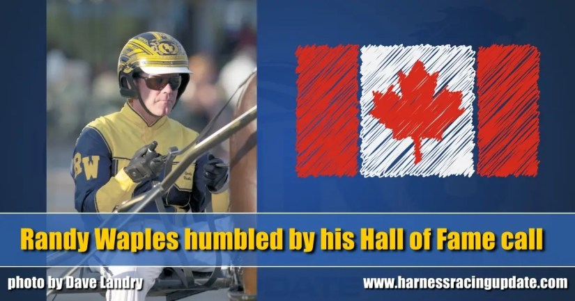 Randy Waples humbled by his Hall of Fame call