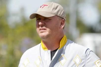 Dave Landry | Trainer Ron Burke.