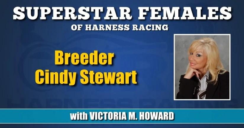 Breeder Cindy Stewart