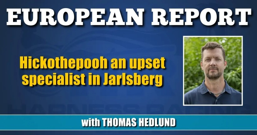 Hickothepooh an upset specialist in Jarlsberg