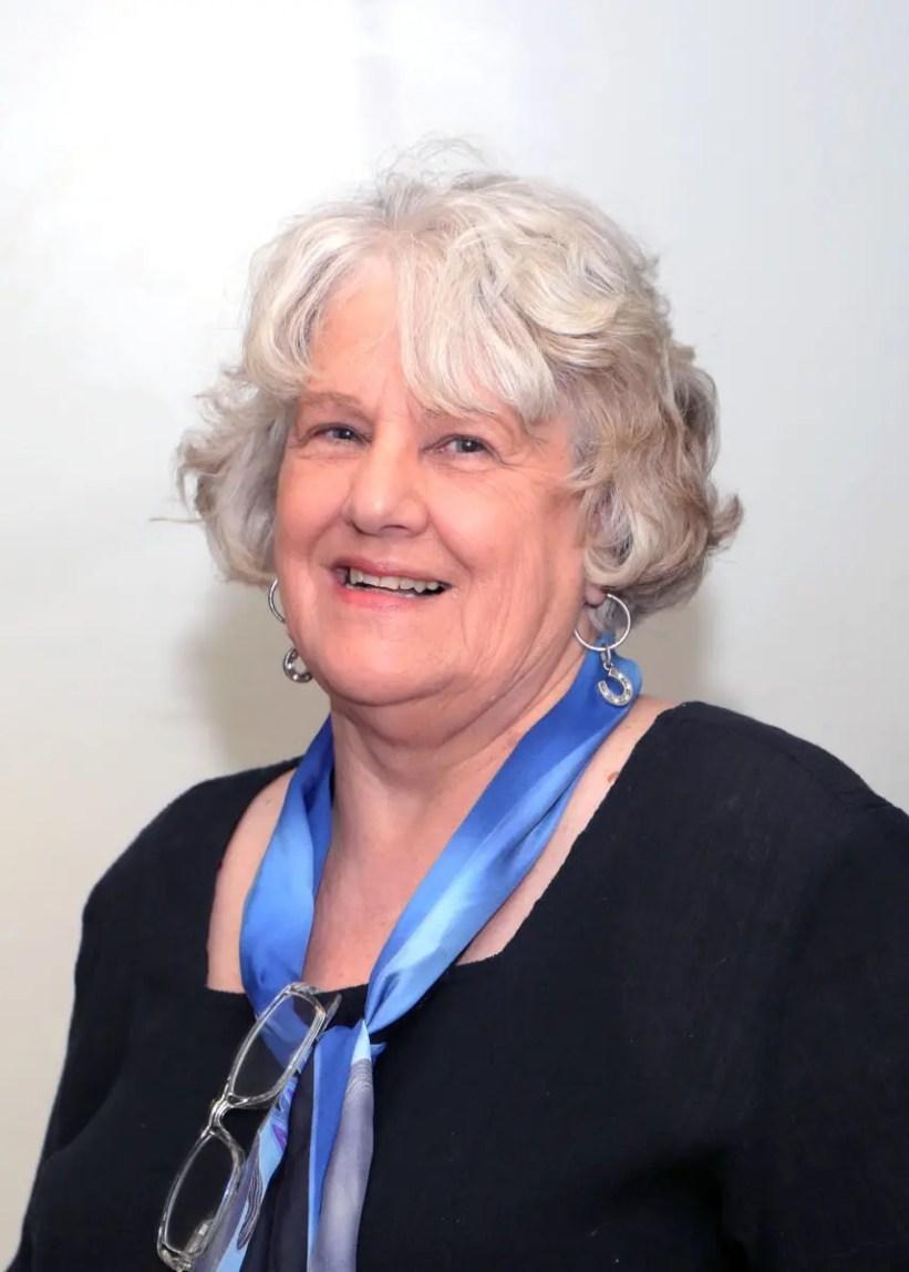 USTA | Judy Davis-Wilson, executive director of the Delaware Standardbred Breeders' Fund.