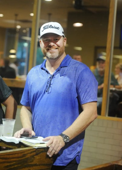 Adam Ström / stalltz Ontario's Steve Heimbecker is the sale's second leading buyer through two sessions. He's spent $2,342,000 to purchase 19 yearlings.
