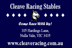 Steve Cleave Racing Stables Victoria