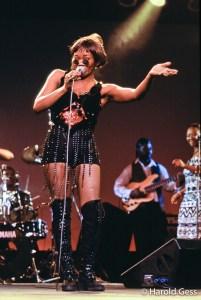 Brenda Fassie, Johannesburg, 1996