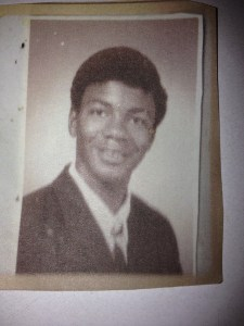 Harold Michael Harvey High School Senior