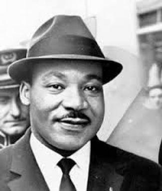 Martin Luther King, Jr., Photo Credits Patheos.com