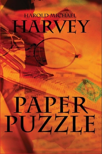 Paper Puzzle Cover