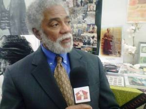 Harold Michael Harvey beginning interviewed on the Financial Breeze Show