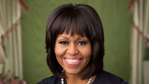 First Lady Michelle Obama will address Tuskegee University graduates on May 9, 2015 Photo Credits: Jezebel.com