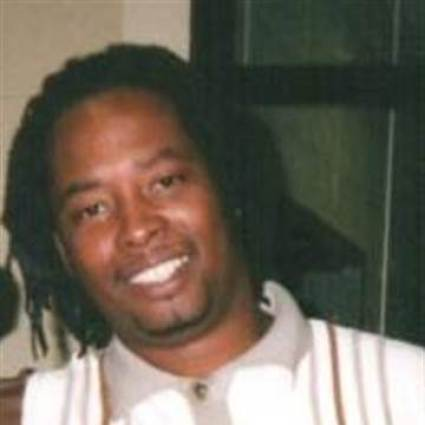Samuel Dubose pictured here wearing a broad smile was gunned down by a police office in Cincinnati on July 19, 2015.