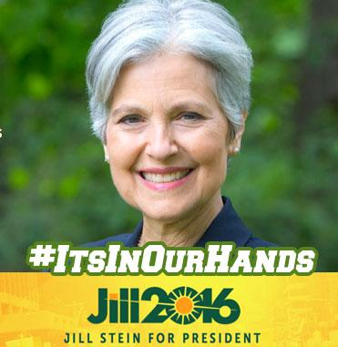 Dr. Jill Stein the 2016 Green Party Nominee for President will visit Atlanta, Georgia on June 30, 2016.
