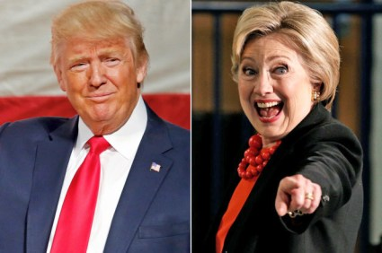 I'm Blacker than you Hillary. No I'm Blacker than you Donald seems to be the sum total of the presidential campaign the last full week in August before the November General Election. Photo from the internet by hislife.style
