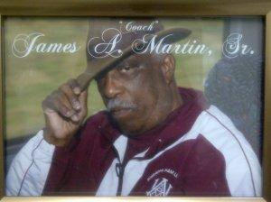 James Martin Sr.