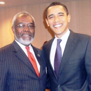 Floyd Griffin President Obama