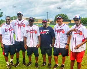 Former Braves at 44 Classic